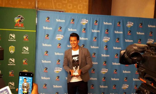 Amr Gamal named Telkom Knockout Player of the Tournament