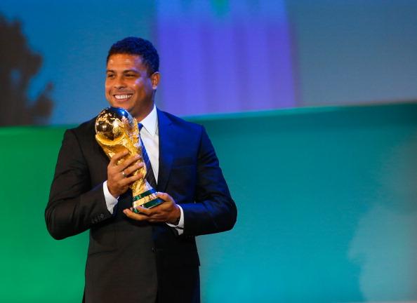 Ronaldo de Lima 'loves' Mohamed Salah, compares him to Messi