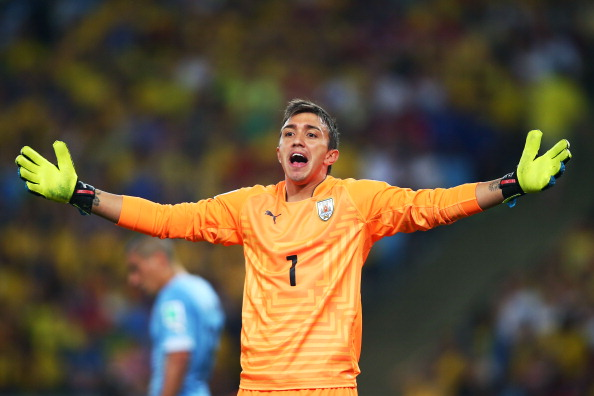 Uruguay goalkeeper Fernando Muslera a doubt for World Cup