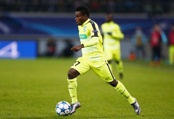 Nigeria winger Moses Simon ruled out of World Cup
