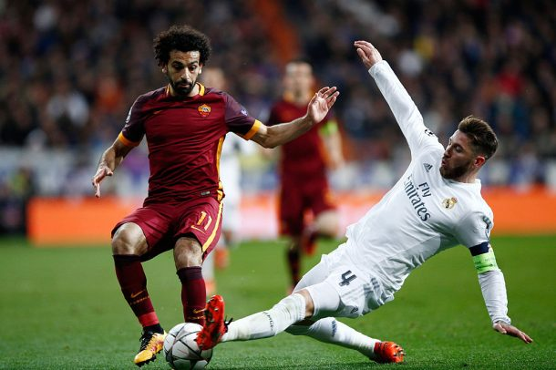 Sergio Ramos doesn't fear Mohamed Salah ahead of Champions League final