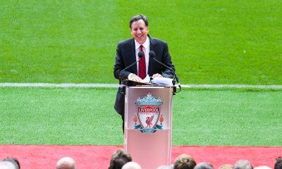Liverpool chairman Tom werner