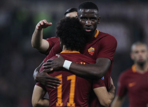 Rüdiger: Salah is the most polite guy I have ever met in football