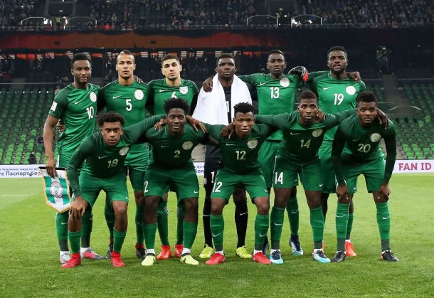 #WorldCupWith360nobs: Nigerian Coach Announces 30-Man Provisional Squad For Russia 2018