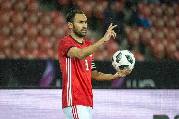 Elmohamady confident ahead of World Cup despite Salah injury