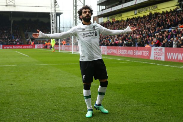 Salah Wins Writers' Footballer of the Year Award