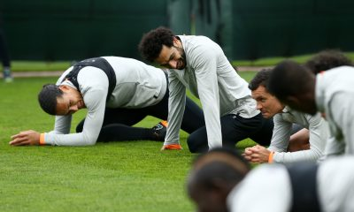 Mohamed Salah Lovren