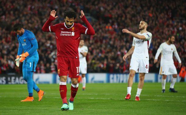 Jurgen Klopp full of praise for Mohamed Salah ahead of Roma clash