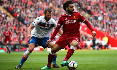 Mohamed Salah Stoke