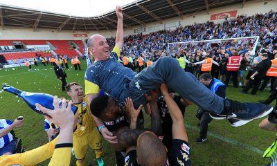 Wigan Athletic Paul Cook