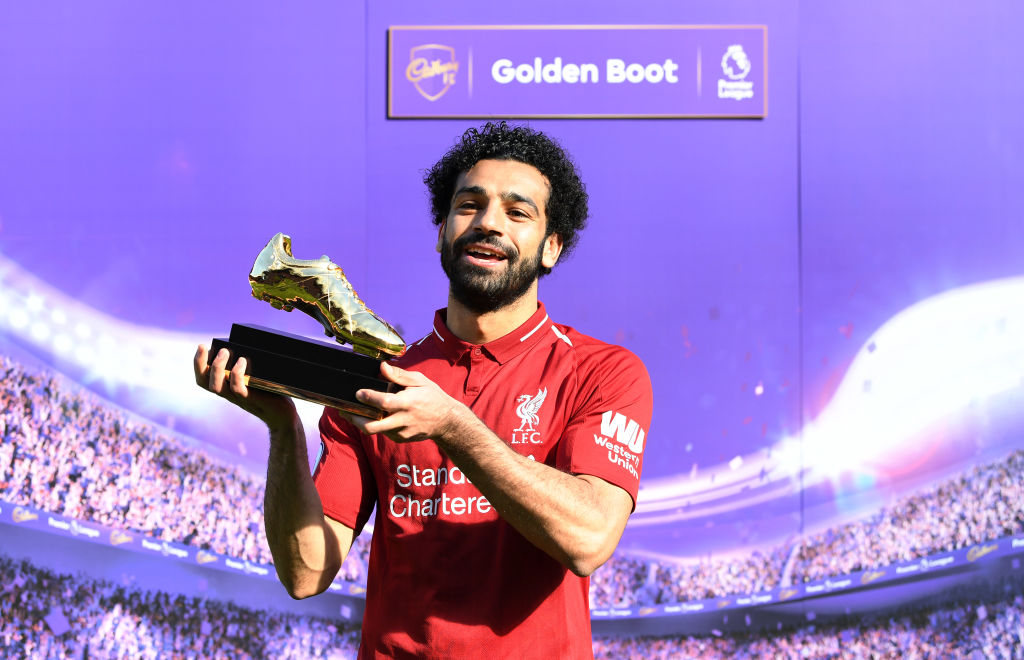 Alexander-Arnold says Liverpool will try to get Salah the golden boot - KingFut