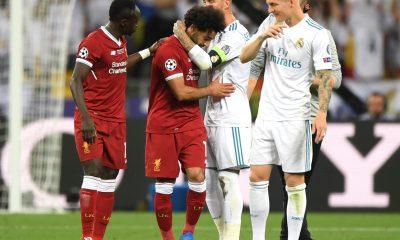 Toni Kroos Mohamed Salah