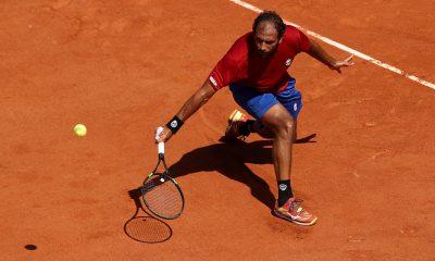 Mohamed Safwat Tennis Roland Garros