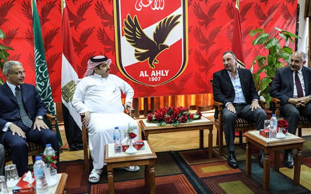 Turki Al-Sheikh: I will drop all lawsuits against Al Ahly, It's my home