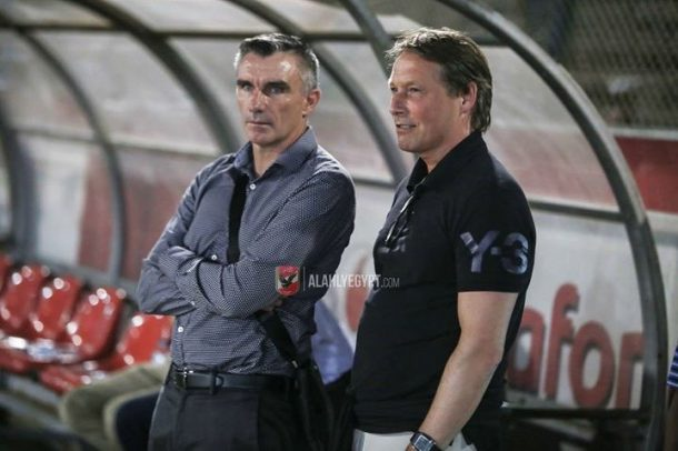Patrice Carteron defends El-Shenawy, hopes Zakaria gets back to his best