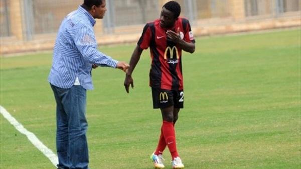 El-Dakhleya re-sign Nigerian midfielder Emmanuel Agbettor