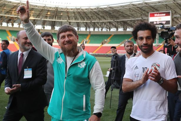 Egypt national team were pleased with Grozny stay, says Chechen leader
