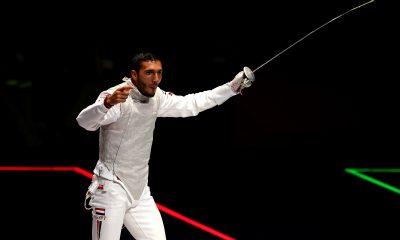Alaaeldin Abouelkassem Fencing