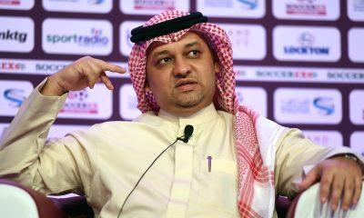 Saudi FF Adel Ezzat
