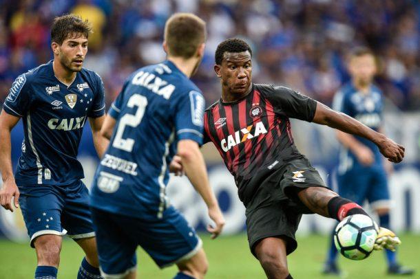 OFFICIAL: Atlético Paranaense forward Lucas Ribamar to join Pyramids FC