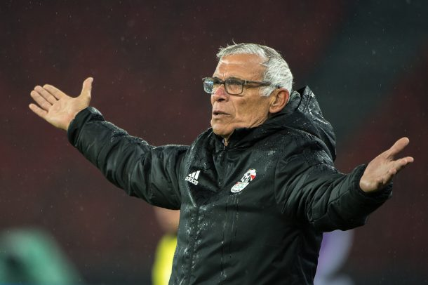 Four managers on EFA's shortlist to replace Hector Cuper