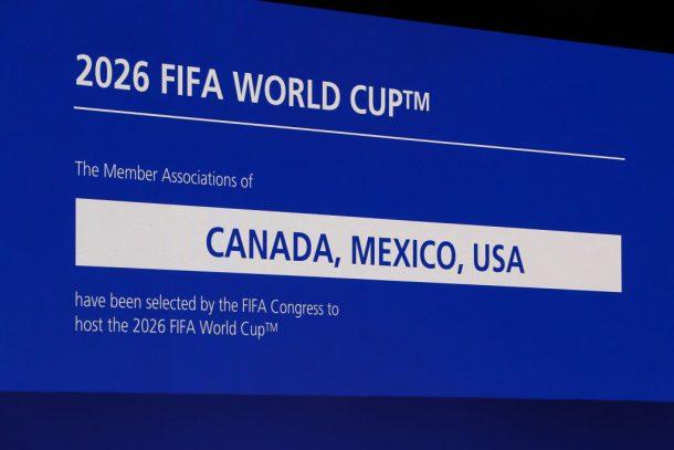 North America win vote over Morocco, host 2026 World Cup