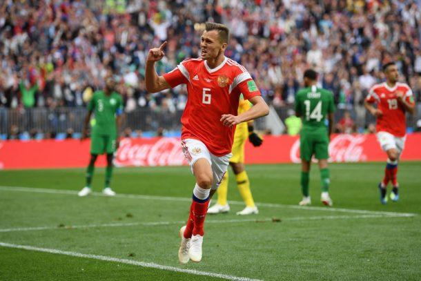 Denis scores brace, Saudi Arabia fall flat