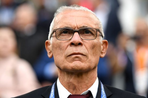 BREAKING: Hector Cuper to leave Egypt after contract expires