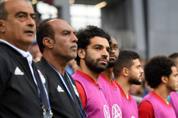 Mohamed Salah no saviour as Egypt face early exit