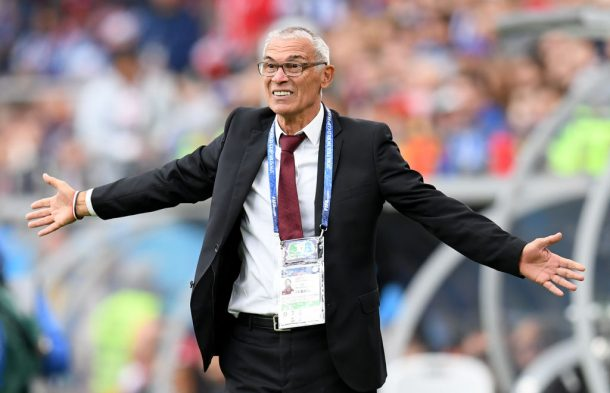 Hector Cuper 'disappointed' following late defeat to Uruguay