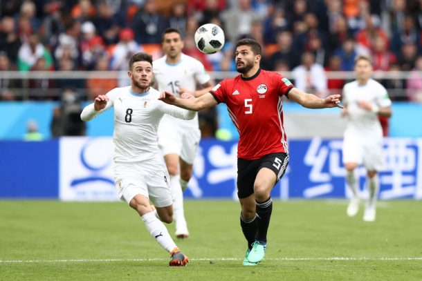 Sam Morsy: World Cup was an amazing experience