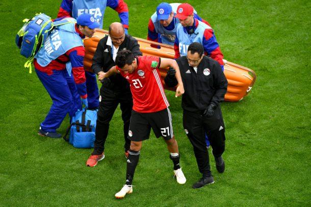 Trezeguet: We fought till the end against Uruguay