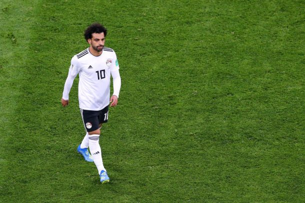 Salah considering international retirement after World Cup - Report
