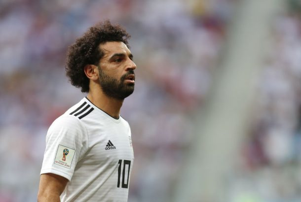 Liverpool's Mohamed Salah joins Egypt's AFCON training camp