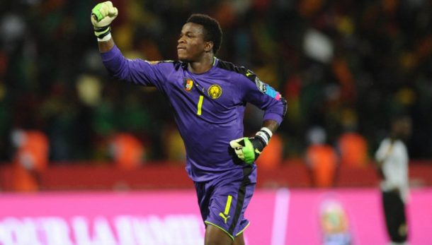 Cameroon goalkeeper Fabrice Ondoa secures move to KV Oostende