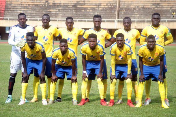 Kampala City players ready for tough Al Ahly clash