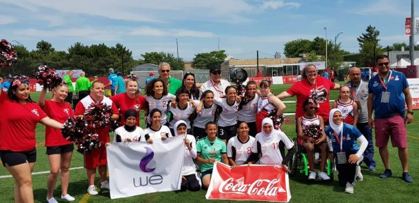 Egypt beat Mexico 5-1, face Brazil in semi-finals of Special Olympics Unified Cup