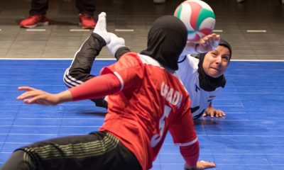 Egypt's Paralympics Women Sitting Volleyball