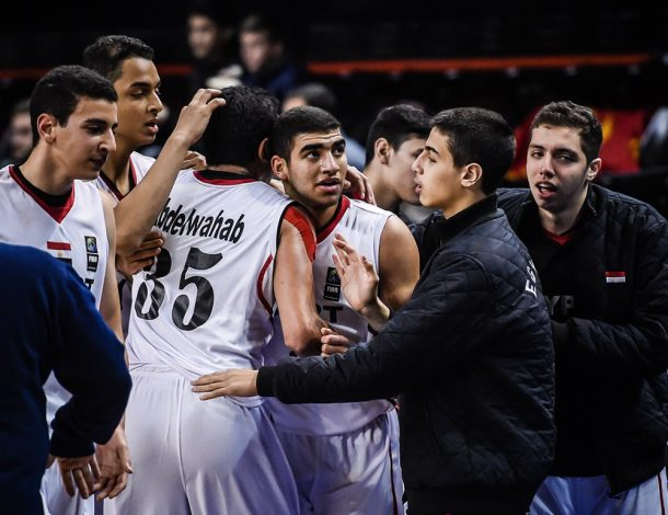 BASKETBALL: Egypt to face Croatia in round of 16 of U-17 World Cup