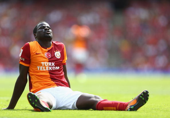 Former Ivory Coast international Emmanuel Eboue arrested