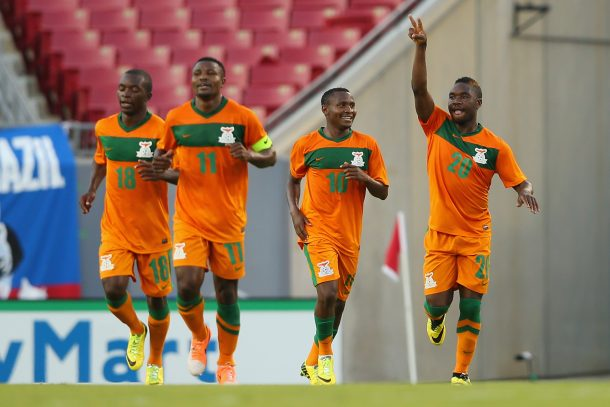 Zambia Appoint Vandenbroeck As Manager