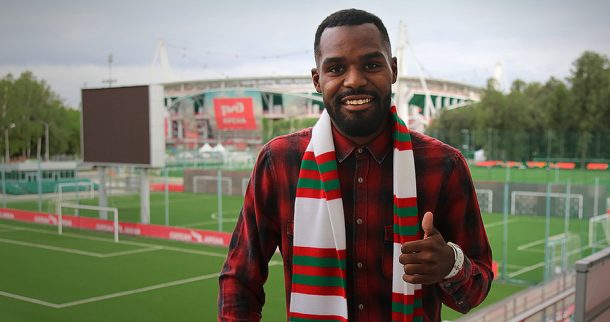 Nigeria international Brian Idowu seals move to Lokomotiv Moscow