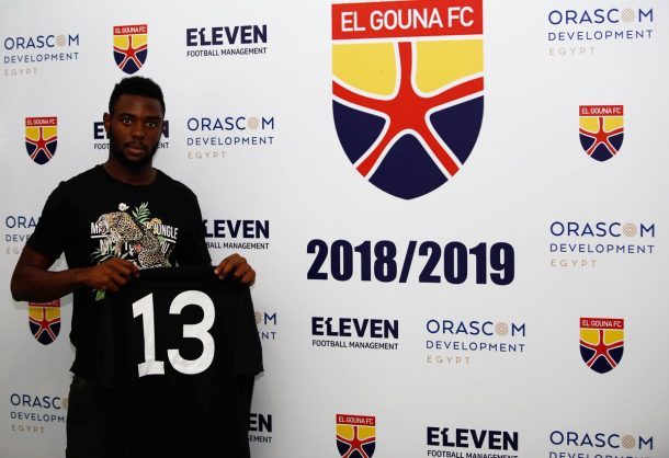 OFFICIAL: El-Gouna sign Cameroon international Jonathan Ngwem