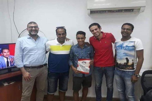 Mostafa El-Badry al ahly