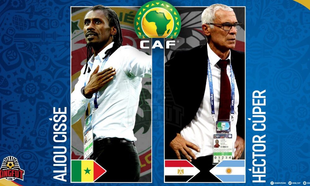 African coaches