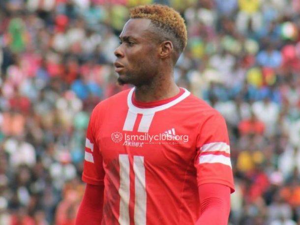 Ismaily terminate contract of Nigerian forward Okiki Afolabi