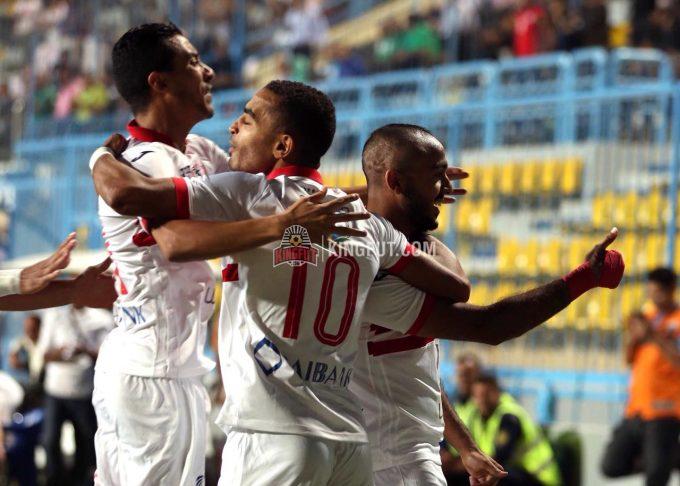 Kahraba excluded as Zamalek name squad for ENPPI clash