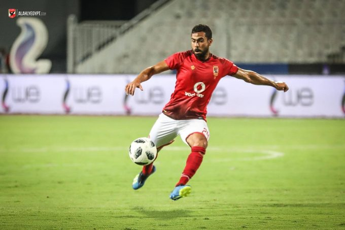 Ahmed Fathi set to miss Champions League return-leg due to injury