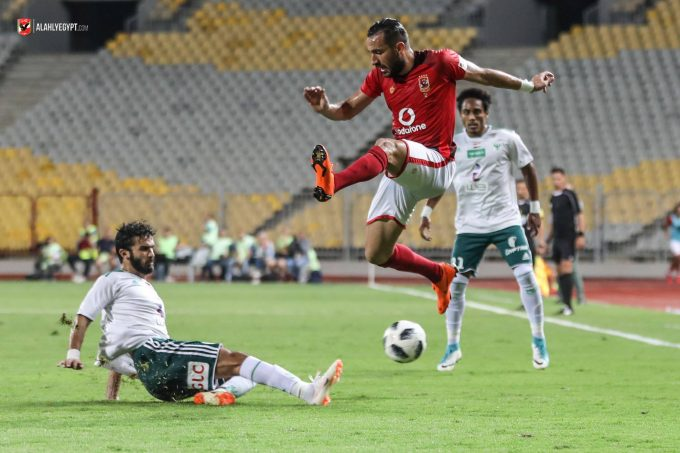 Al Ahly defender Ali Maaloul ruled out for three months