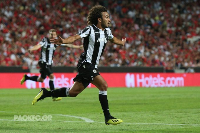 Amr Warda named Best Foreign Player in Greek Super League for 2017/18 season